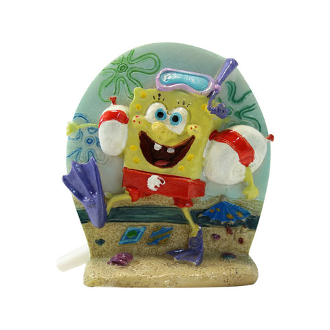 Penn-Plax Sponge Bob Diving Aerating Ornament