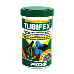 Prodac Tubifex Food for Carnivorous Freshwater Fish