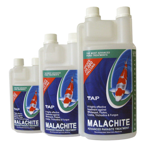 TAP Pond Professional Malachite range