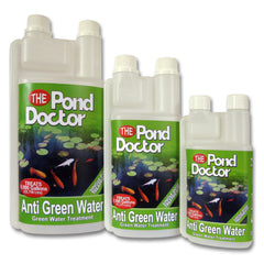 TAP The Pond Doctor Anti Green Water range