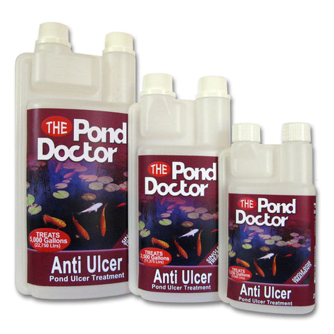 TAP The Pond Doctor Anti Ulcer range