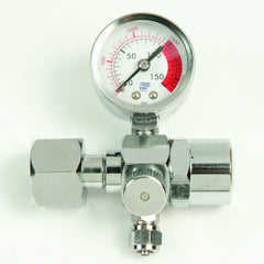 TMC CO2 Pressure Regulator CGA 320 Connection