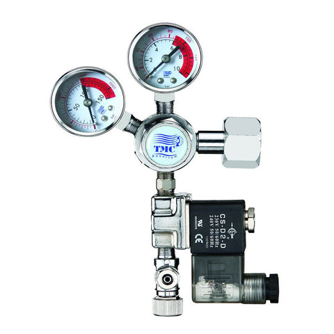 TMC V2 Pressure Regulator Pro (CO2) CGA 320 Connection