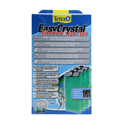 Tetra Easy Crystal Filter Pack with Carbon C250/300