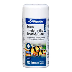 Waterlife Hole-in-the-head & Bloat 21 Tablets