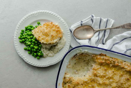 Cornish Fish Pie
