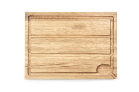 hand made Oak carving board