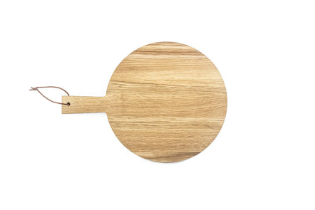 medium Oak cheese board