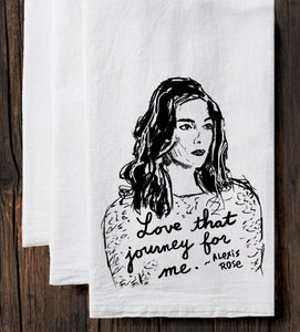Alexis Rose : Tea Towel