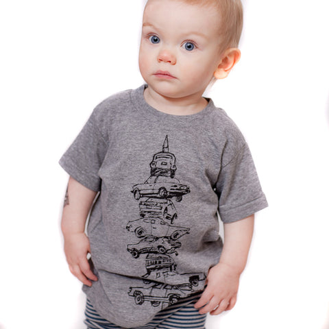 Berwyn Love : kids tee - Megan Lee Designs