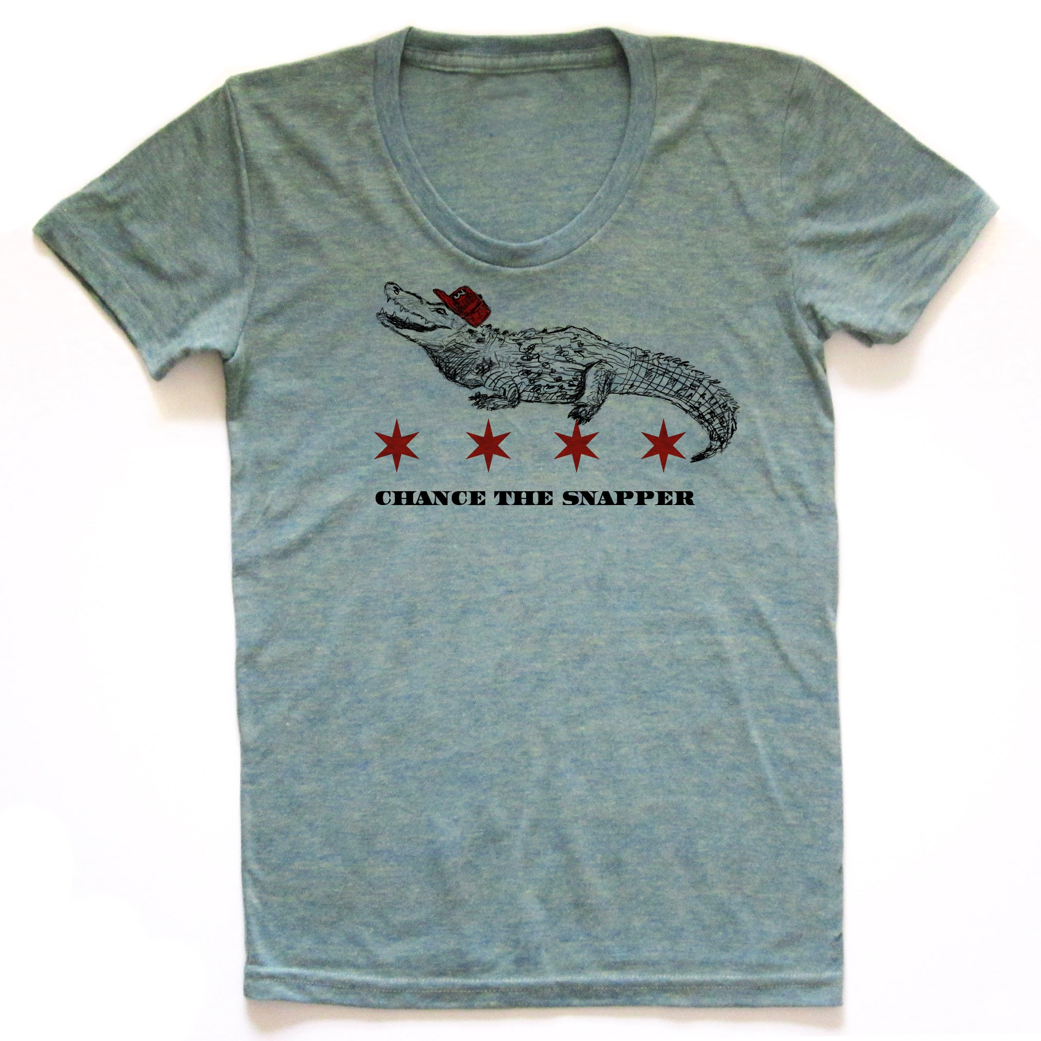 Chance the Snapper Women's T