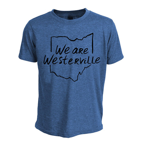We are Westerville : Ohio Outline : Youth T