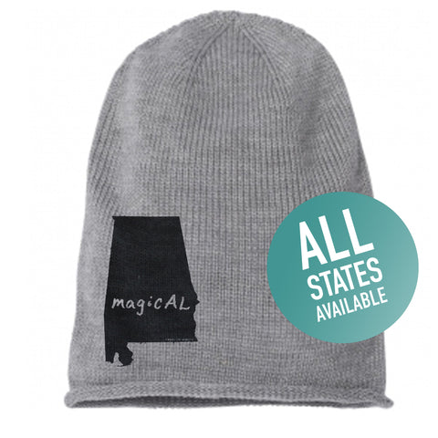 Alabama : magicAL beanie, Accessories - Megan Lee Designs