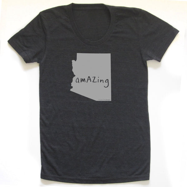SALE Arizona : amAZing women tri-blend tee - Megan Lee Designs
