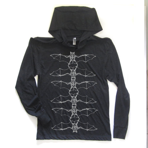 Bats : unisex hoodie, Unisex Apparel - Megan Lee Designs