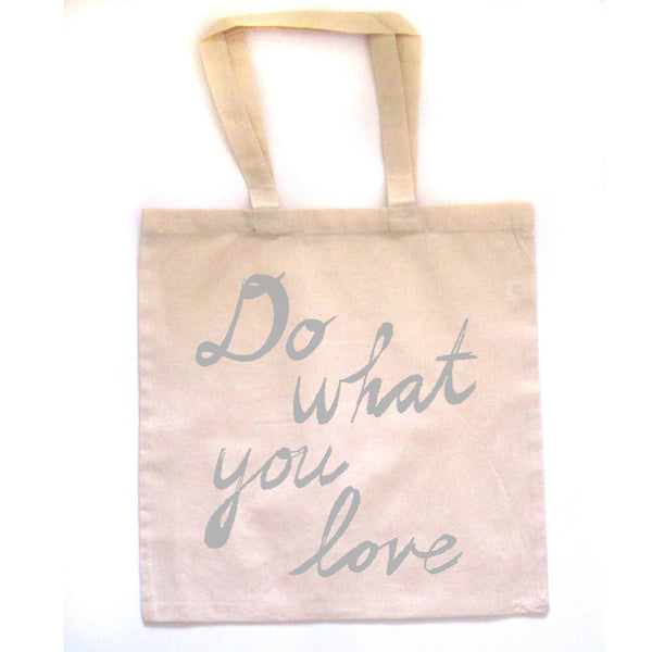 Do what you love : tote bag, Accessories - Megan Lee Designs