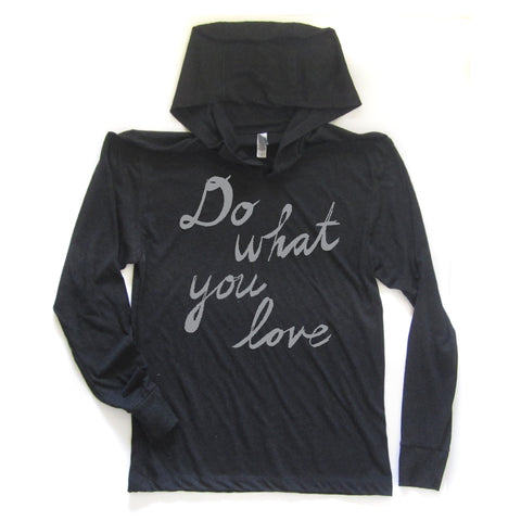 Do what you love : unisex hoodie, Unisex Apparel - Megan Lee Designs