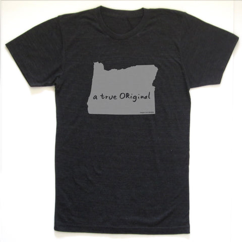 Oregon : a true ORiginal unisex tri-blend tee, Unisex Apparel - Megan Lee Designs