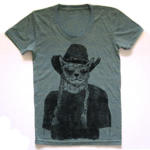 Willie Cat : Women's Tee