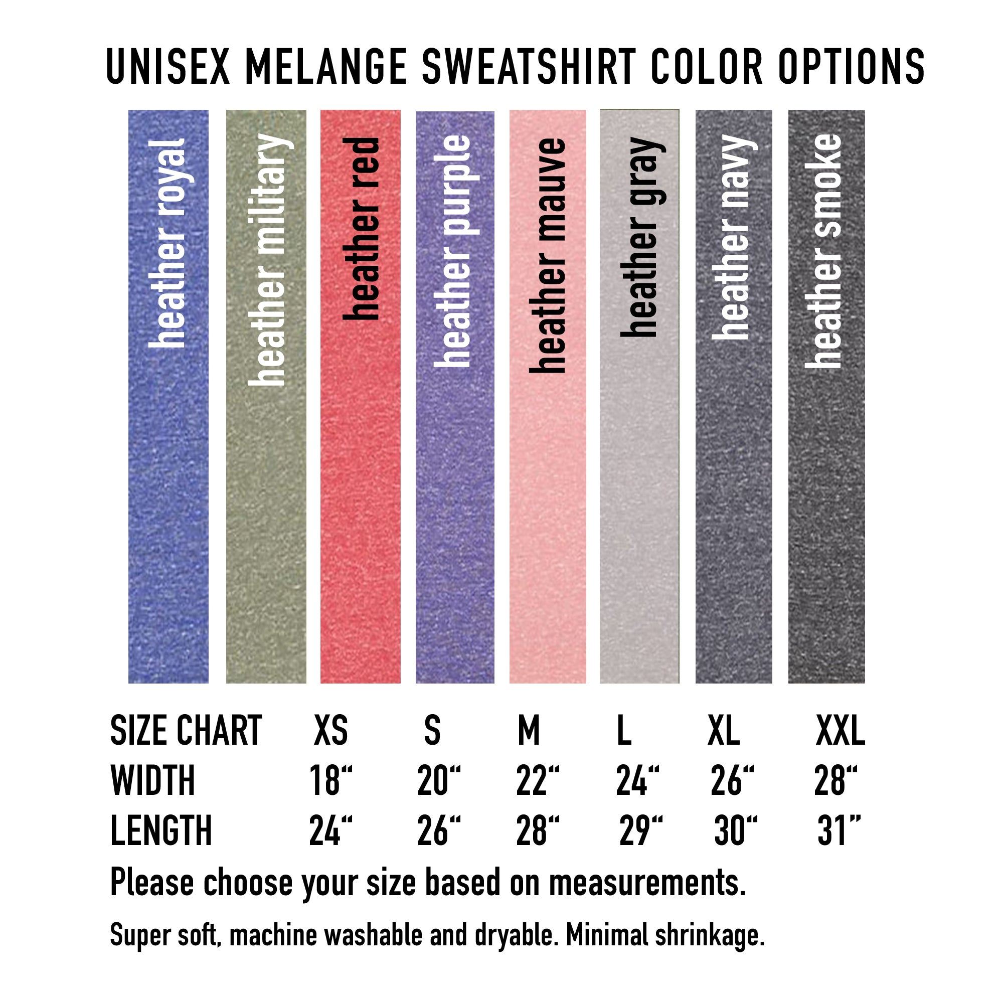 I'm speaking : Unisex Melange Sweatshirt