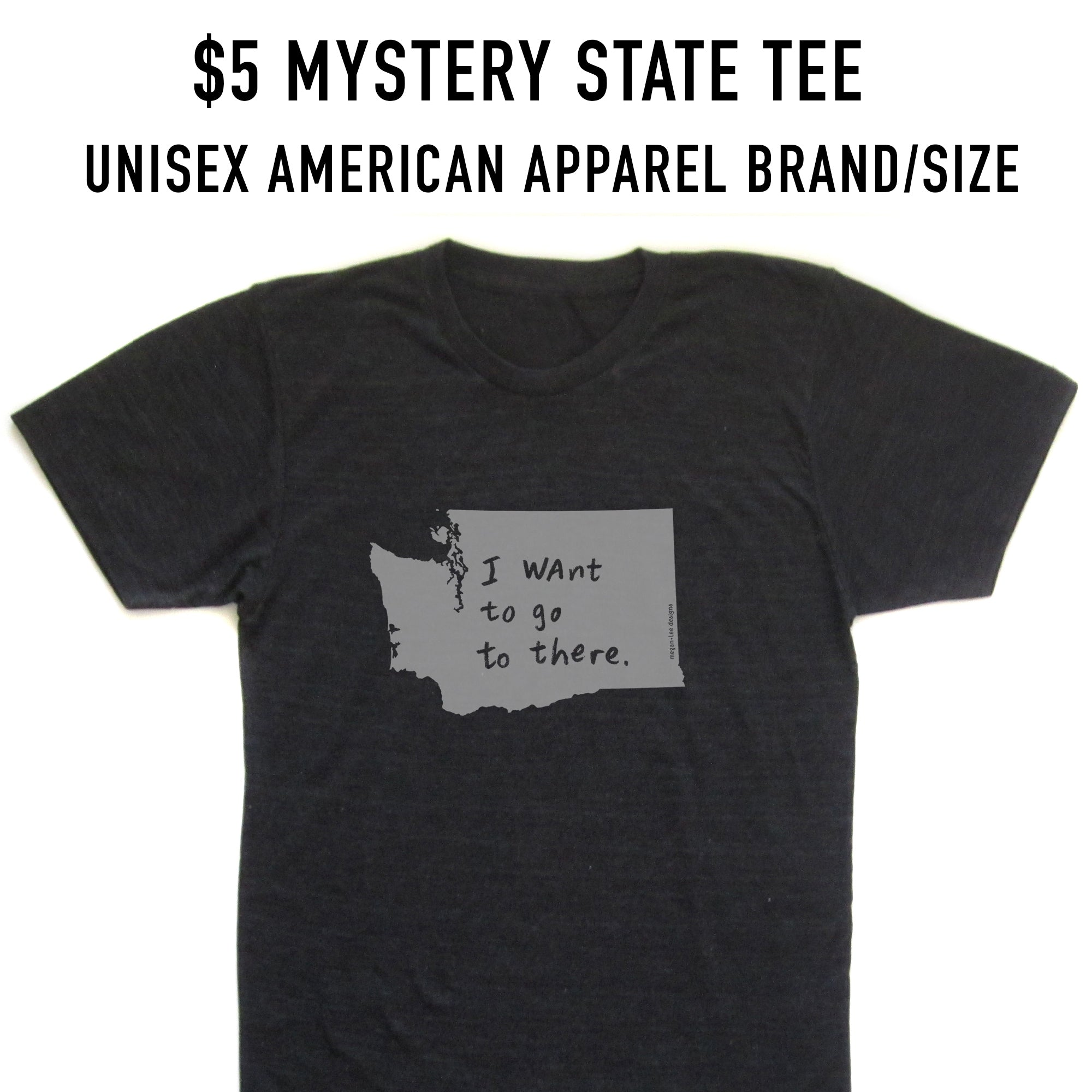 Mystery Unisex State of Mind T-shirt