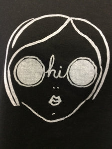 Ohio Girl : women's tri-blend tee