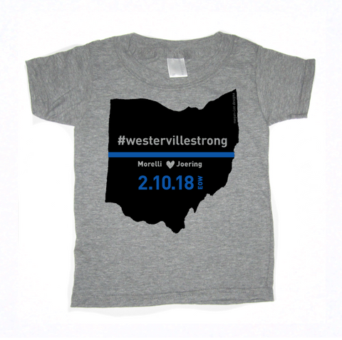 Westerville Police T-shirt : Kids