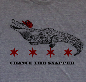 Chance the Snapper Unisex T