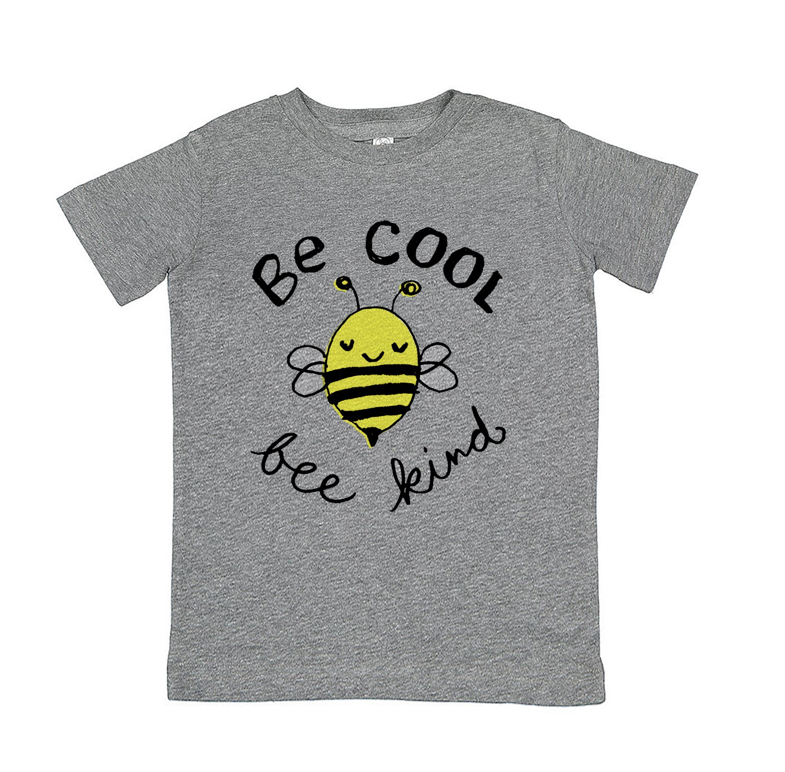 Be Cool Bee Kind : Kids T