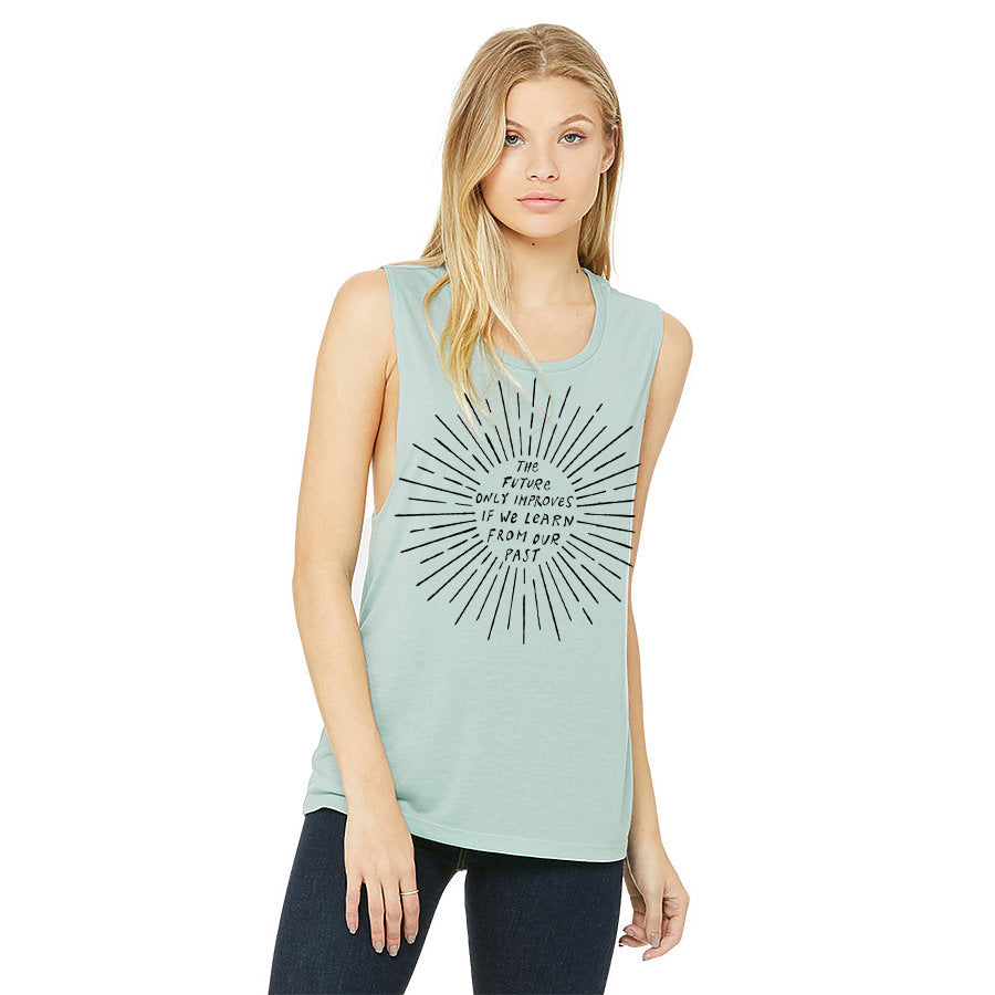 Future : Women's Flowy Muscle Tank