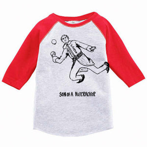 Son of a Nutcracker : Youth Baseball T