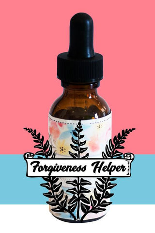 Forgiveness Helper Bach Flower Remedy
