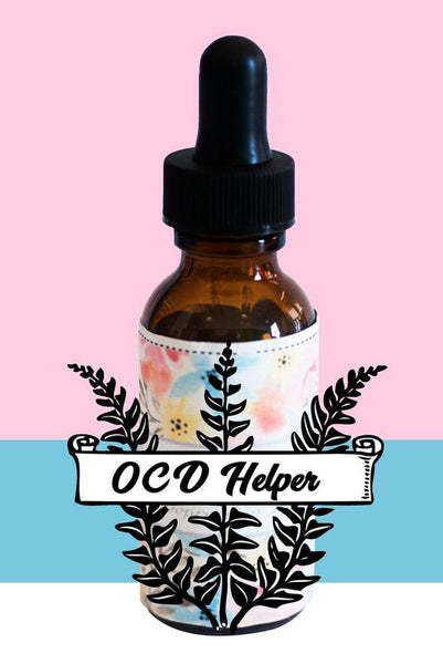 OCD Helper Bach Flower Remedy