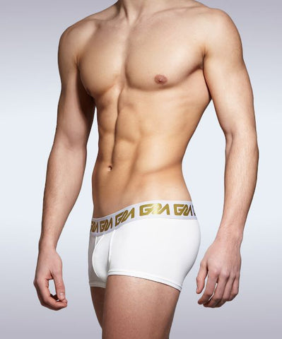 GARCON MODEL SAN MARCO TRUNK (WHITE) - The Jock Shop