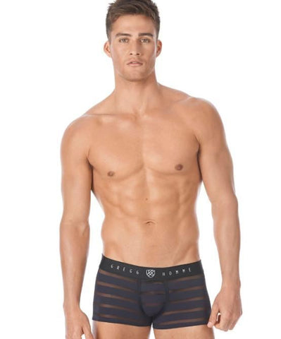 GREGG HOMME ENCORE BOXER BRIEF (BLACK) - The Jock Shop