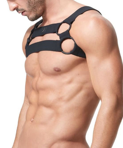 GREGG HOMME OCTANE 2.0 HARNESS (BLACK) - The Jock Shop