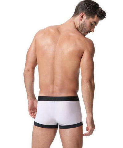 GREGG HOMME ROOM-MAX BOXER BRIEF (WHITE) - The Jock Shop