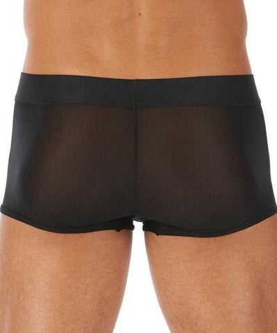 GREGG HOMME TORRIDZ BOXER BRIEF (BLACK) - The Jock Shop