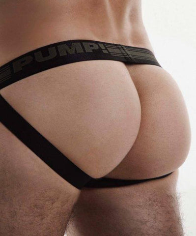 PUMP! MILITARY FREE-FIT JOCK - The Jock Shop