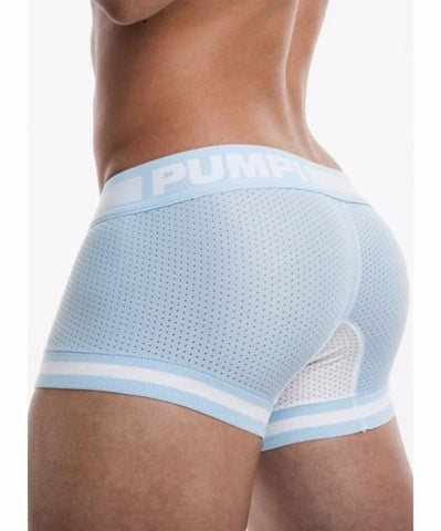 PUMP! TOUCHDOWN FROST SPORTS BOXERS (ICY BLUE) - The Jock Shop