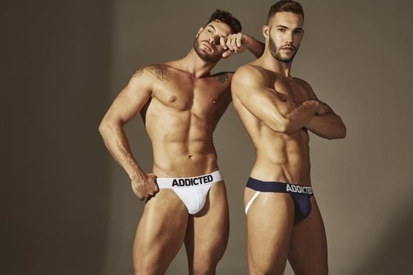 ADDICTED JOCK STRAPS