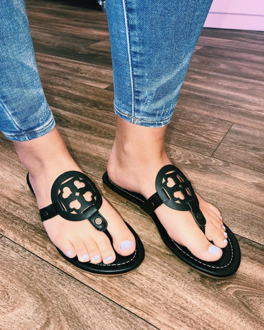Forever Yours Sandals