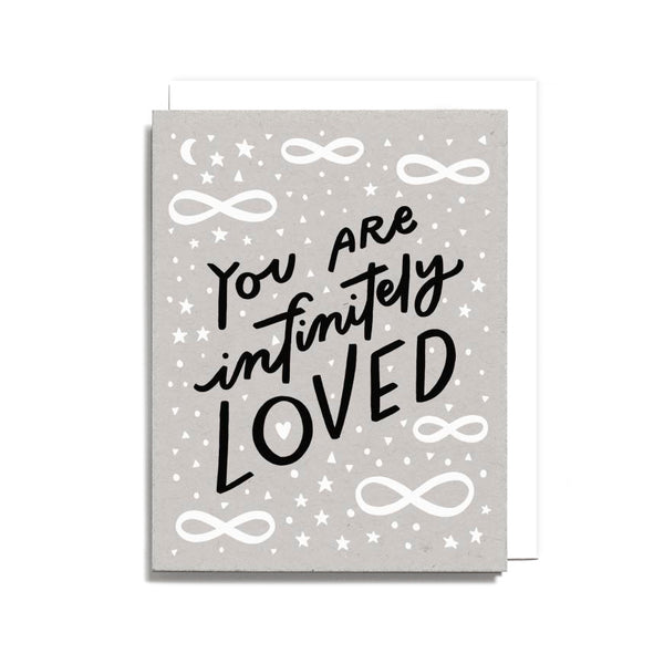 Infinitely Loved Card