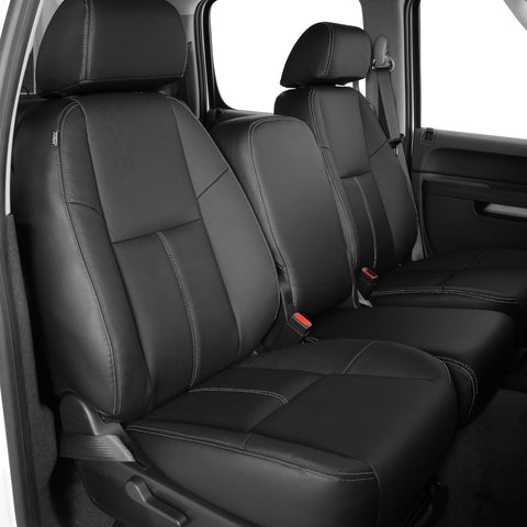 2010 Chevrolet Tahoe LS Katzkin Leather Interior (with third row seating) (3 row)
