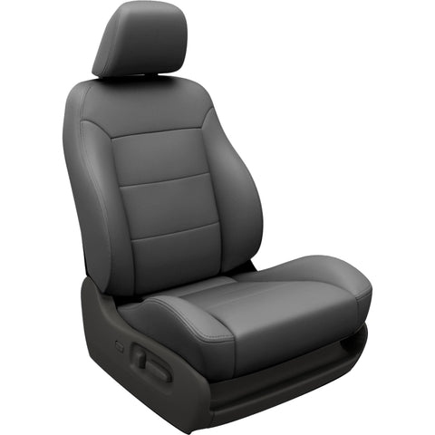 2005 - 2008 CHEVROLET UPLANDER Katzkin Leather Interior (middle row captians buckets with armrests) (3 row)