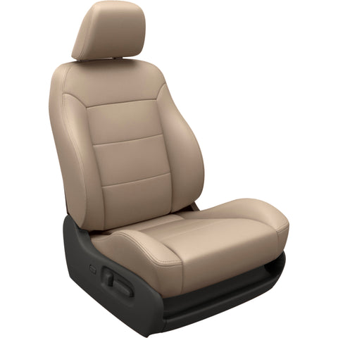 2010 CHRYSLER TOWN & COUNTRY Katzkin Leather Interior (with front active headrest, 3 passenger middle row, with 2 child seats) (3 row)