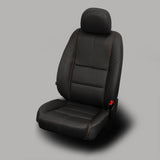 2014 - 2017 Chevrolet Impala LS Katzkin Leather Interior (2 row)