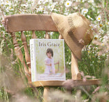 Iris Grace Hardback Book, English Version
