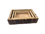 Wood-Bark-Boxes-Set-of-Three-Rectangular-6601I0301-Nested
