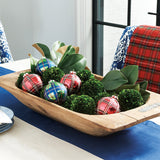 Preserved Boxwood 4 Inch - Dough Bowl - Ballard Design
